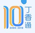 丁香通logo